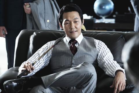 韓国映画「新しき世界」パク・ソンウン