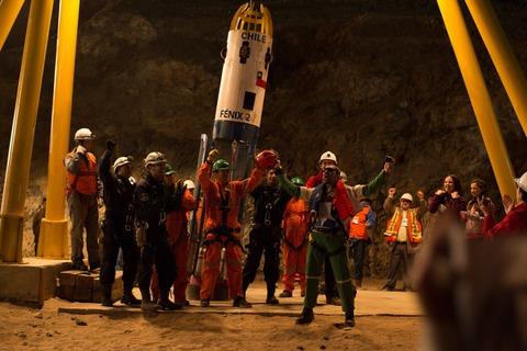 チリ33人希望の軌跡5