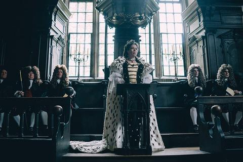 映画「女王陛下のお気に入り