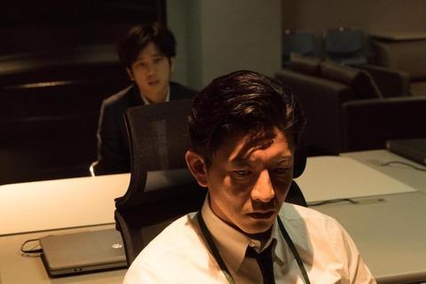 映画「検察側の罪人」