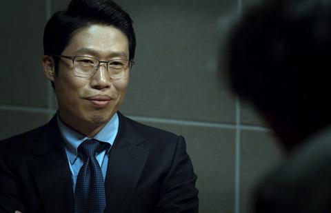 韓国映画「ベテラン」ユ・ヘジン