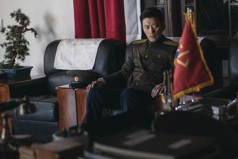 韓国映画「V.I.P.修羅の獣たち」パク・ヒスン