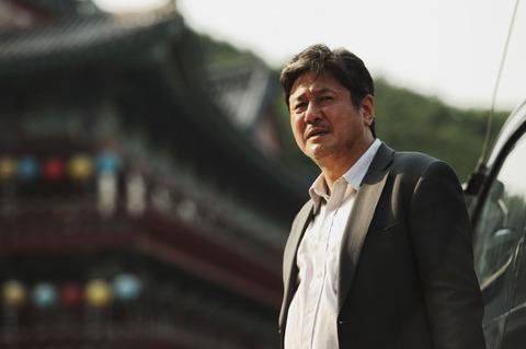 韓国映画「新しき世界」チェ・ミンシク