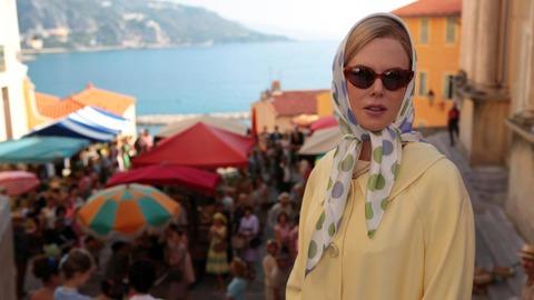 映画「グレース・オブ・モナコ 公妃の切り札」ニコール・キッドマン