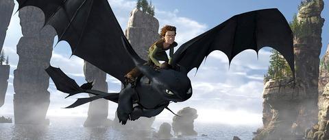 映画「ヒックとドラゴン」トゥース