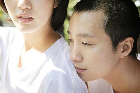 韓国映画「ウンギョ 青い蜜」パク・ヘイル