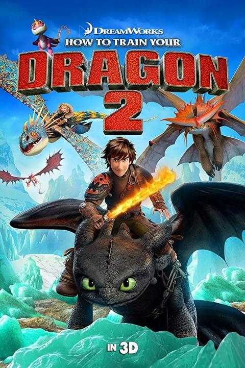 映画「ヒックとドラゴン2」