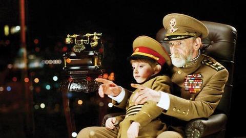 独裁者と小さな孫2