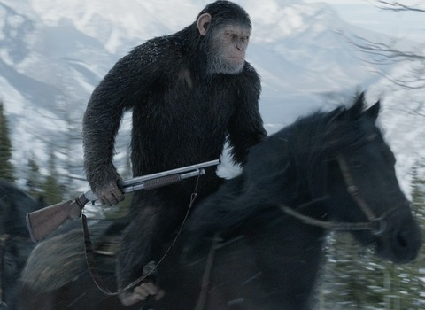 猿の惑星:聖戦記(グレート・ウォー)5