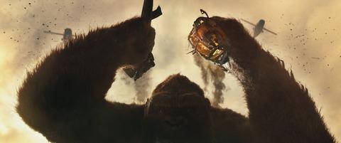 キングコング髑髏島の巨神2