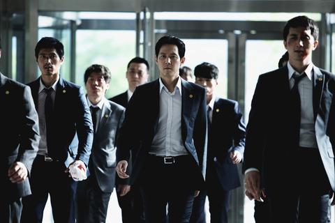 韓国映画「新しき世界」イ・ジョンジェ