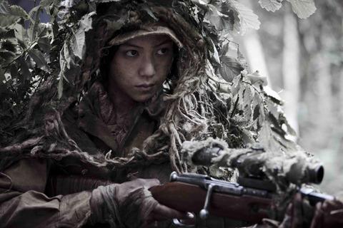 韓国映画「高地戦」キム・オクビン