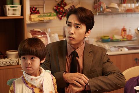 韓国映画「ミス・ワイフ」ソン・スンホン