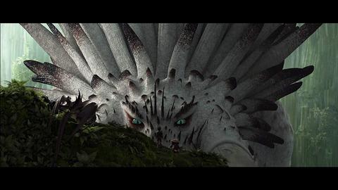 映画「ヒックとドラゴン2」ヒックとトゥース