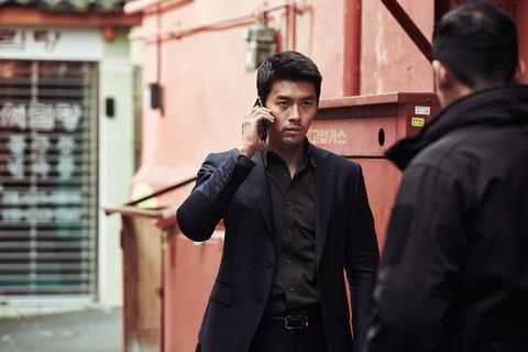 韓国映画「コンフィデンシャル/共助」ヒョン・ビン