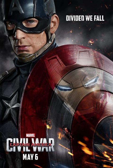 キャプテンアメリカシビルウォー2