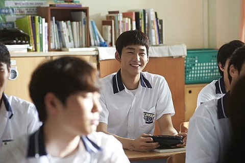 韓国映画「女教師~シークレット・レッスン~」イ・ウォングン