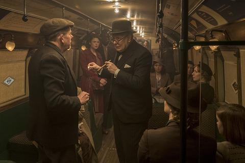 映画「ウィンストン・チャーチル ヒトラーから世界を救った男」