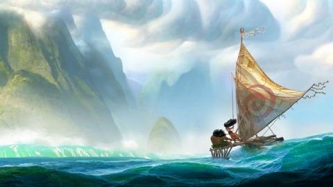 モアナと伝説の海5