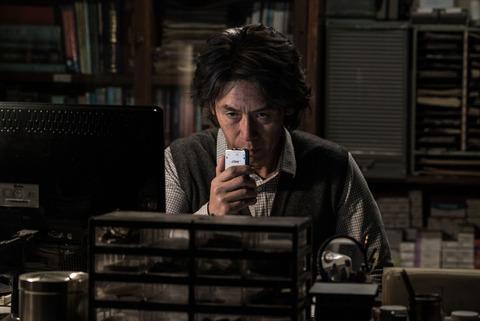 韓国映画「殺人者の記憶法」ソル・ギョング