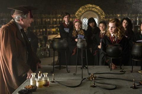 ハリー・ポッターと謎のプリンス4