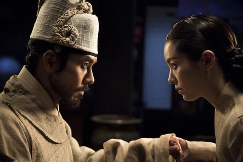 韓国映画「王の涙 -イ・サンの決断-」ヒョンビン、ハン・ジミン