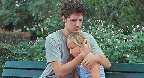 映画「アマンダと僕」バンサン・ラコスト