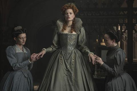 ふたりの女王メアリーとエリザベス3
