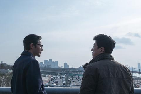 韓国映画「V.I.P.修羅の獣たち」チャン・ドンゴン、キム・ミョンミン