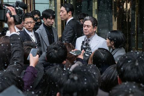 韓国映画「沈黙、愛」チェ・ミンシク