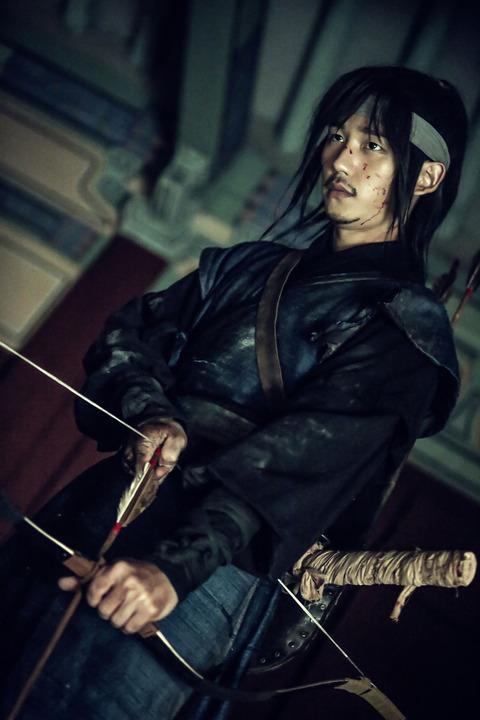 韓国映画「逆謀~反乱の時代~」チョン・ヘイン