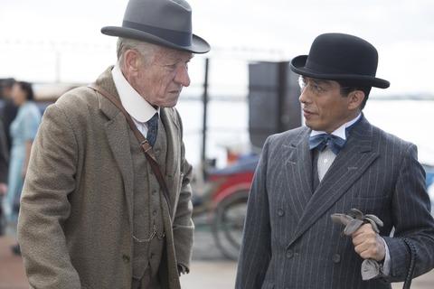 Mrホームズ名探偵最後の事件3