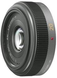 LUMIX G 20mm F1.7 ASPH