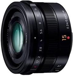 LEICA DG SUMMILUX 15mm F1.7 ASPH