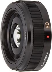LUMIX G 20mm F1.7 II ASPH