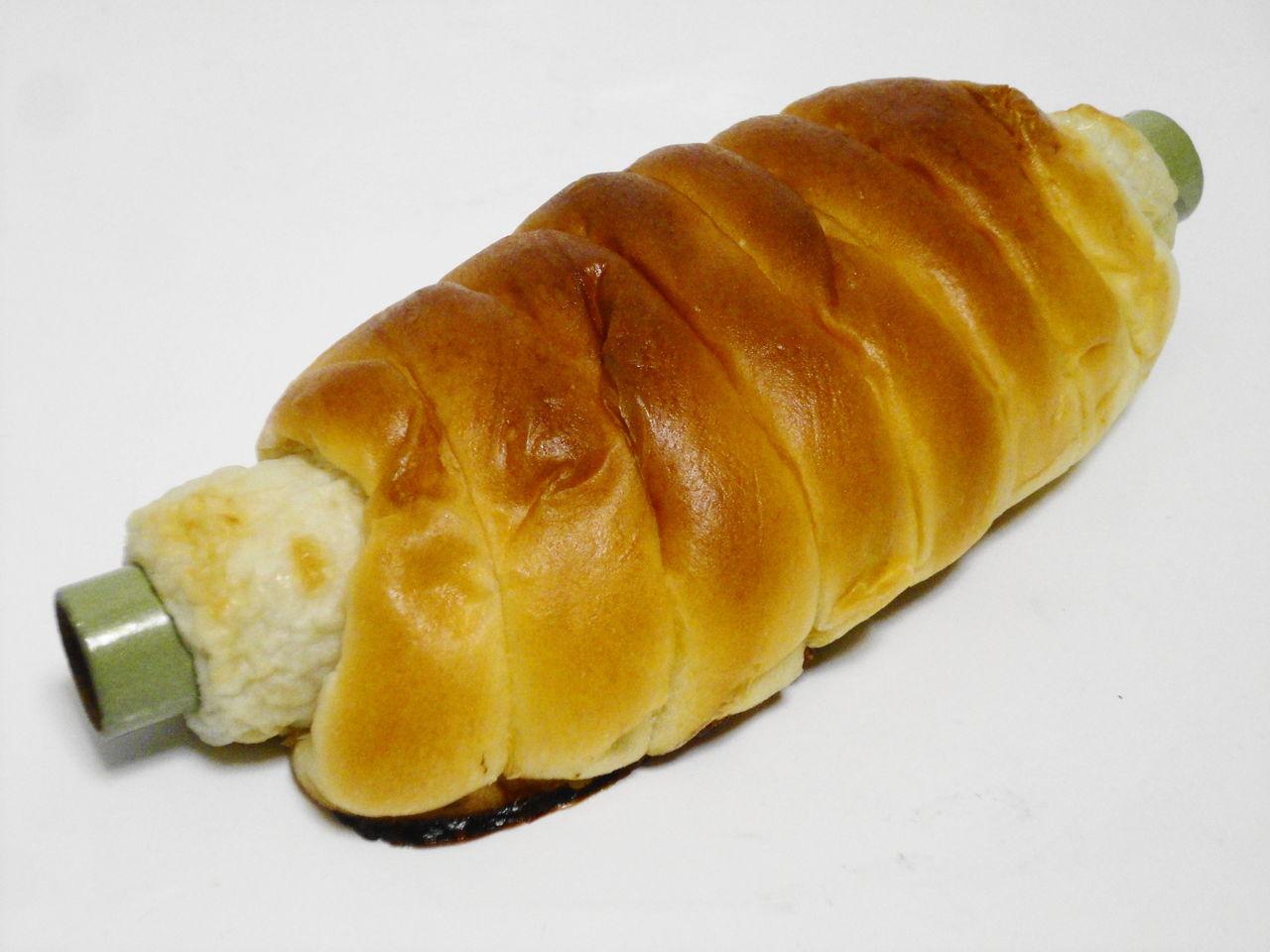 【パン】ちくわパン                philly