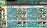 激戦の傷跡・第二艦隊