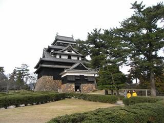 【Caplio R6】島根県の松江城