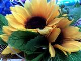 向日葵の造花
