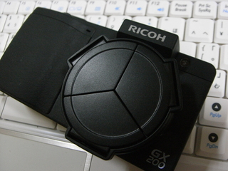 【RICOH】GX200を買った!!