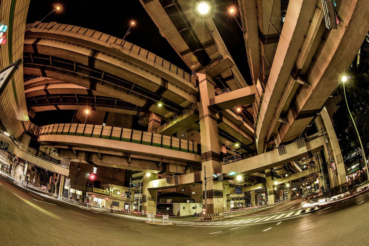 カメラと星景写真の日々  【写真】箱崎JCT撮影トラックバック
