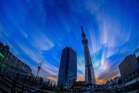 東京スカイツリー3タイムラプス-2