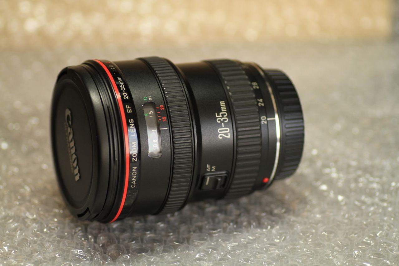 希少 canon ef20 35mmf2 8lレビュー カメラと星景写真の日々