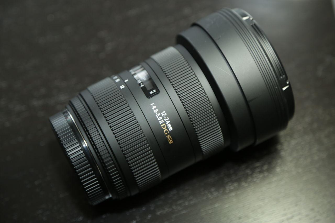 シグマ 12 24mm F4 5 5 6 Ii Dg Hsm 購入 カメラと星景写真の日々