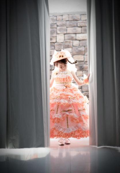 2012七五三ファッションショーの練習が始まりました!みんながんばろうねー