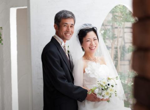 結婚10周年記念 究極のブライダルフォト