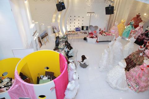 人気イベント 今年もやります!2012ブライダルフォトパーティー予約受付中!