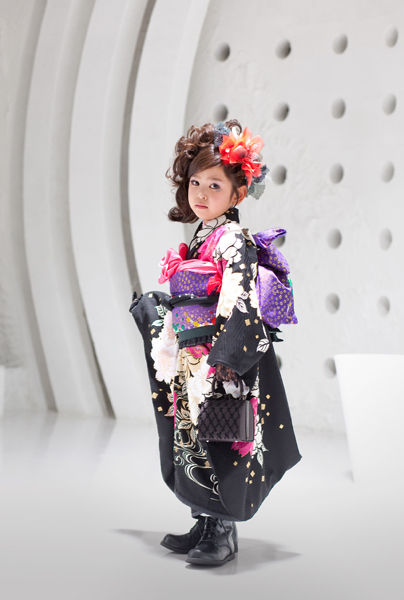 七五三ファッションショーモデル撮影 第3弾 アップしまーす!