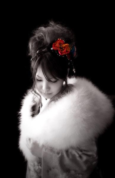 夏に残す 振り袖スタイル 振り袖衣裳・美容・写真すべてそろってなんと15,000円!