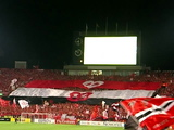 07/05/22 AFCチャンピオンズリーグ 浦和レッズvsシドニーFCでのデカ旗